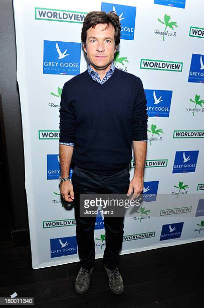 Director/producer/actor Jason Bateman attends the Bungalow 8 and Worldview party on September 7 2013 in Toronto Canada