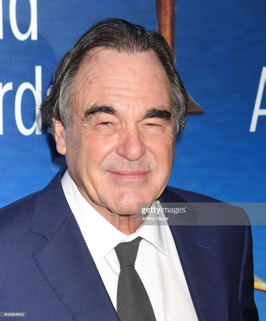 Director/producer/screenwriter Oliver Stone attends the 2017 Writers Guild Awards L.A. Ceremony at The Beverly Hilton Hotel on February 19, 2017 in Beverly Hills, California.