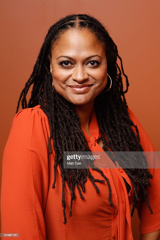 Director/producer/writer Ava DuVernay of 'Middle of Nowhere' poses at the Guess Portrait Studio during 2012 Toronto International Film Festival on September 12, 2012 in Toronto, Canada.