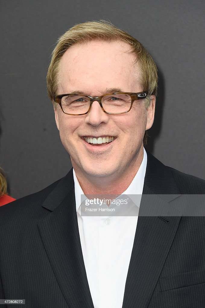 Director/producer/writer <a gi-track='captionPersonalityLinkClicked' href=/galleries/search?phrase=Brad+Bird&family=editorial&specificpeople=206750 ng-click='$event.stopPropagation()'>Brad Bird</a> attends the premiere of Disney's 'Tomorrowland' at AMC Downtown Disney 12 Theater on May 9, 2015 in Anaheim, California.