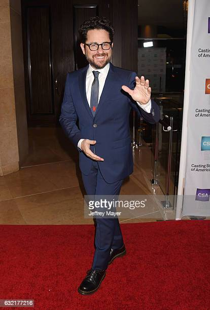 Director/producer/writer JJ Abrams arrives at the 2017 Annual Artios Awards at The Beverly Hilton Hotel on January 19 2017 in Beverly Hills California