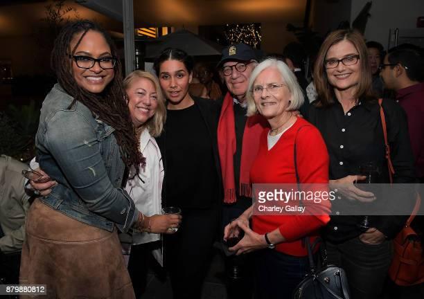 Directors Ava DuVernay Greelight Women's Lucy Webb director Garrett Bradley documentarian Arnold Schwartzman and Isolde Schwartzman and Elizabeth...