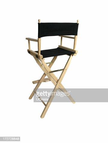 Sedia da regista foto e immagini stock getty images for Sedia da regista