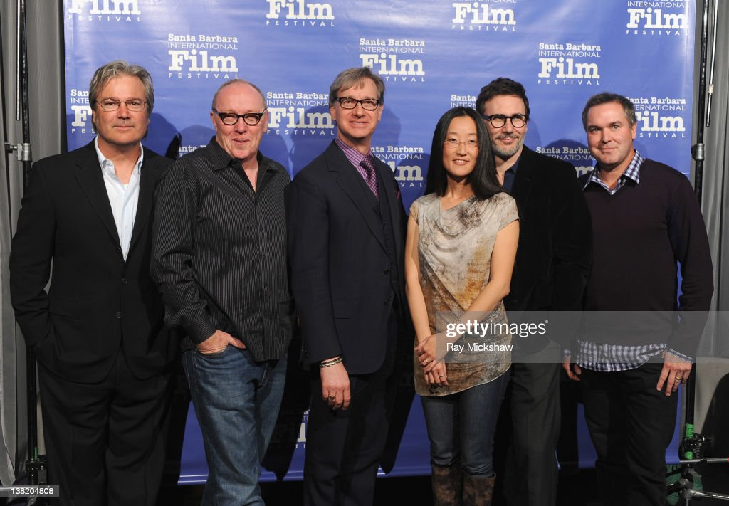 "2012 Santa Barbara International Film Festival - ""Directors On Directing"" Panel"