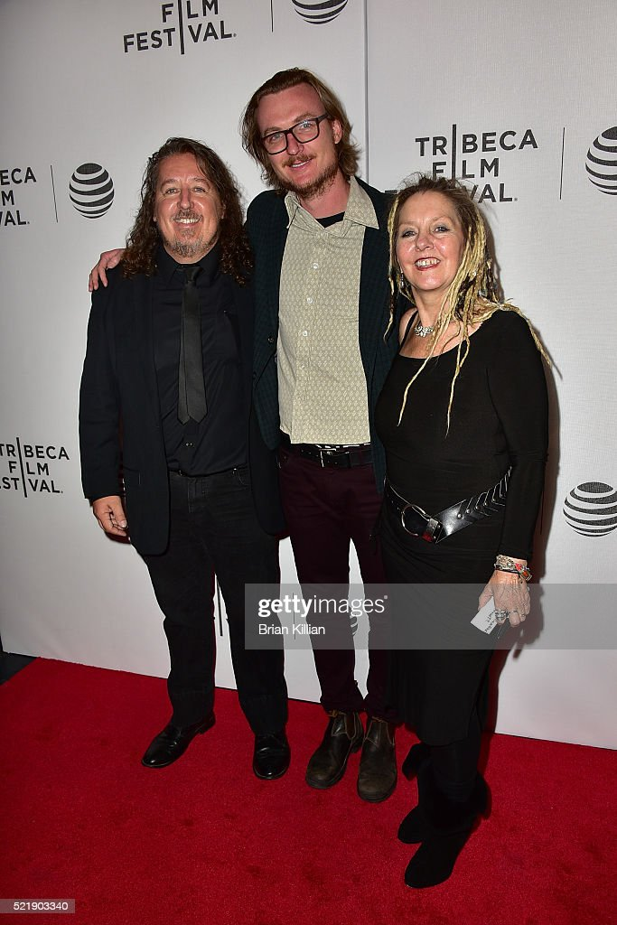 Directors Joe D'Arcy, Mikey Hill and Carol D'Arcy attend the Shorts Program: Whoopi's Shorts - 2016 Tribeca Film Festival at Spring Studios on April 17, 2016 in New York City.