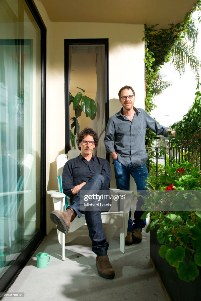 Joel and Ethan Coen, NY Times, September 4, 2013