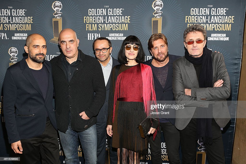Golden Globe Foreign Language Film Symposium
