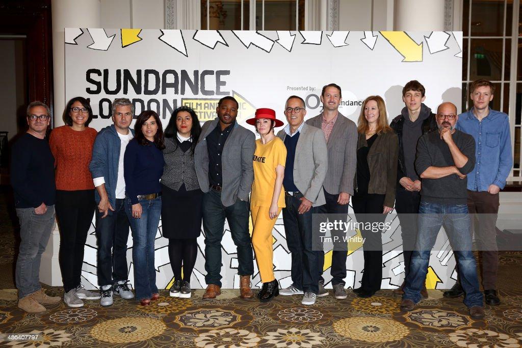 Film Maker Photo Call - Sundance London Film And Music Festival 2014