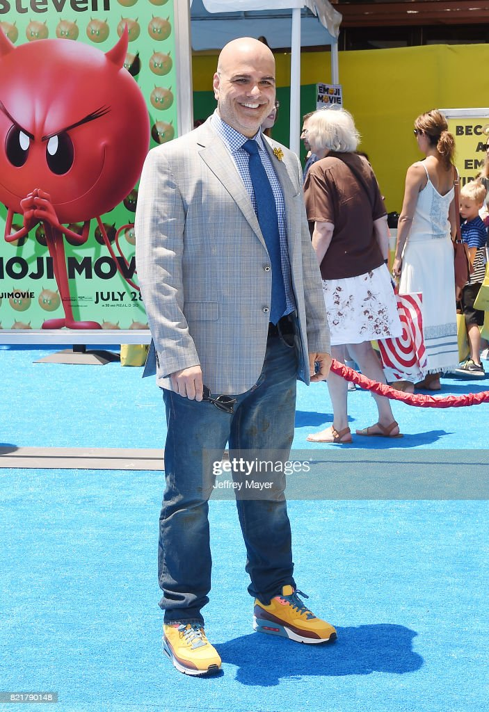 "Premiere Of Columbia Pictures And Sony Pictures Animation's ""The Emoji Movie"" - Arrivals"