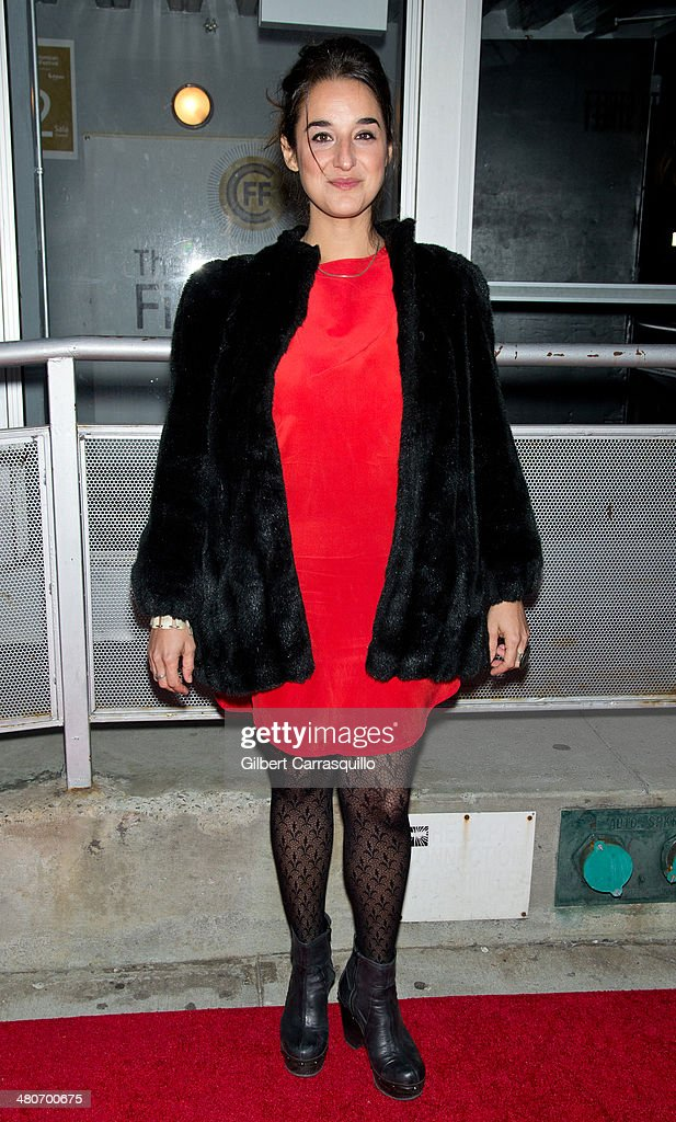 Director/screenwriter Barbara Sarasola-Day attends the opening night of the 2nd annual Colombian International Film Festival at Tribeca Cinemas on March 26, 2014 in New York City.