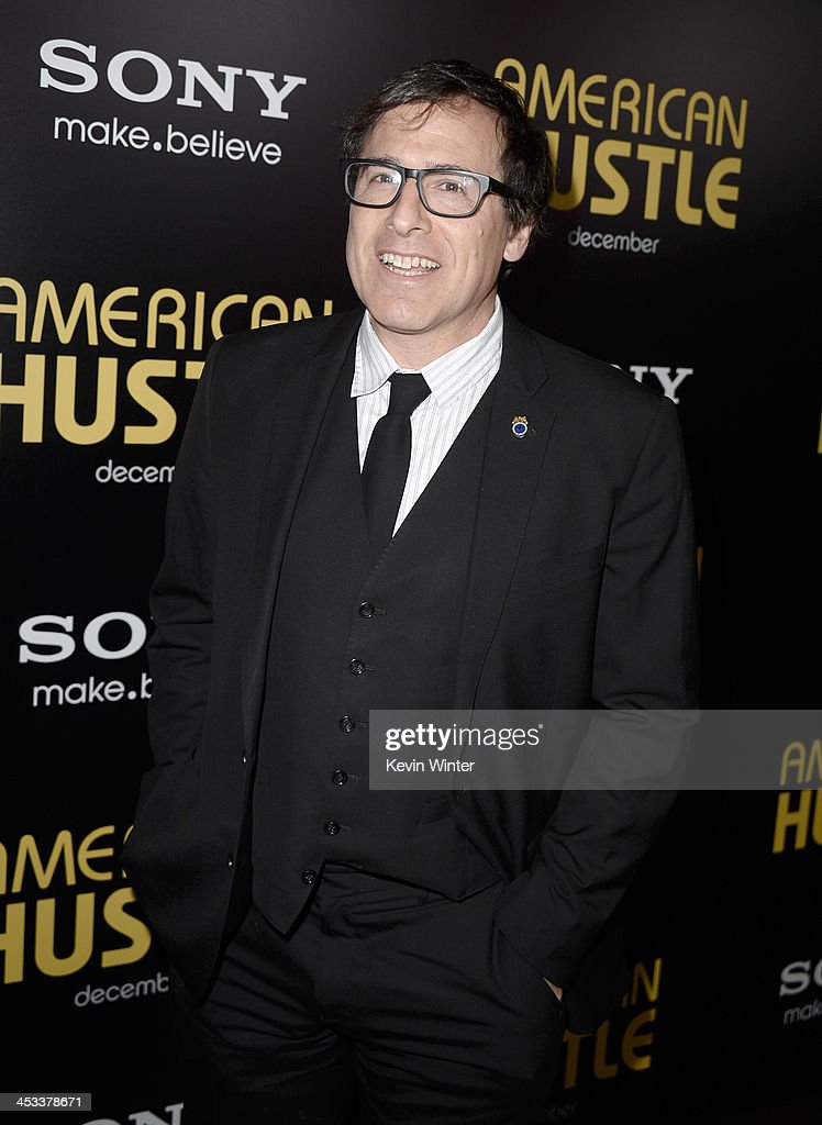 Director/screenwriter <a gi-track='captionPersonalityLinkClicked' href=/galleries/search?phrase=David+O.+Russell&family=editorial&specificpeople=215306 ng-click='$event.stopPropagation()'>David O. Russell</a> attends Columbia Pictures And Annapurna Pictures' 'American Hustle' Special Screening at Directors Guild Of America on December 3, 2013 in Los Angeles, California.