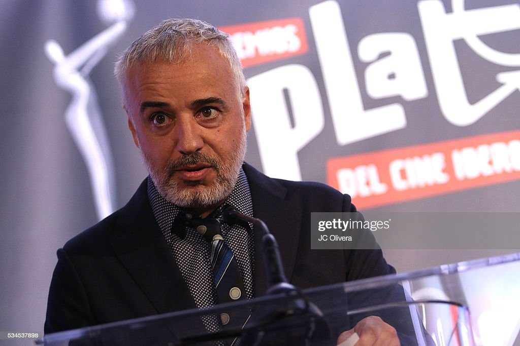 Director/screenwriter Javier Fuentes Leon attends the nomination announcement for The 3rd Annual Premios Platino of Iberoamerican Cinema at The London on May 26, 2016 in West Hollywood, California.