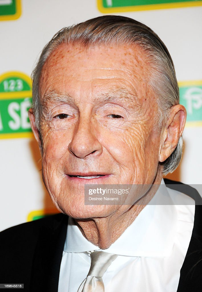Director/screenwriter <a gi-track='captionPersonalityLinkClicked' href=/galleries/search?phrase=Joel+Schumacher&family=editorial&specificpeople=210507 ng-click='$event.stopPropagation()'>Joel Schumacher</a> attends the 11th annual Sesame Street Workshop Benefit Gala at Cipriani 42nd Street on May 29, 2013 in New York City.