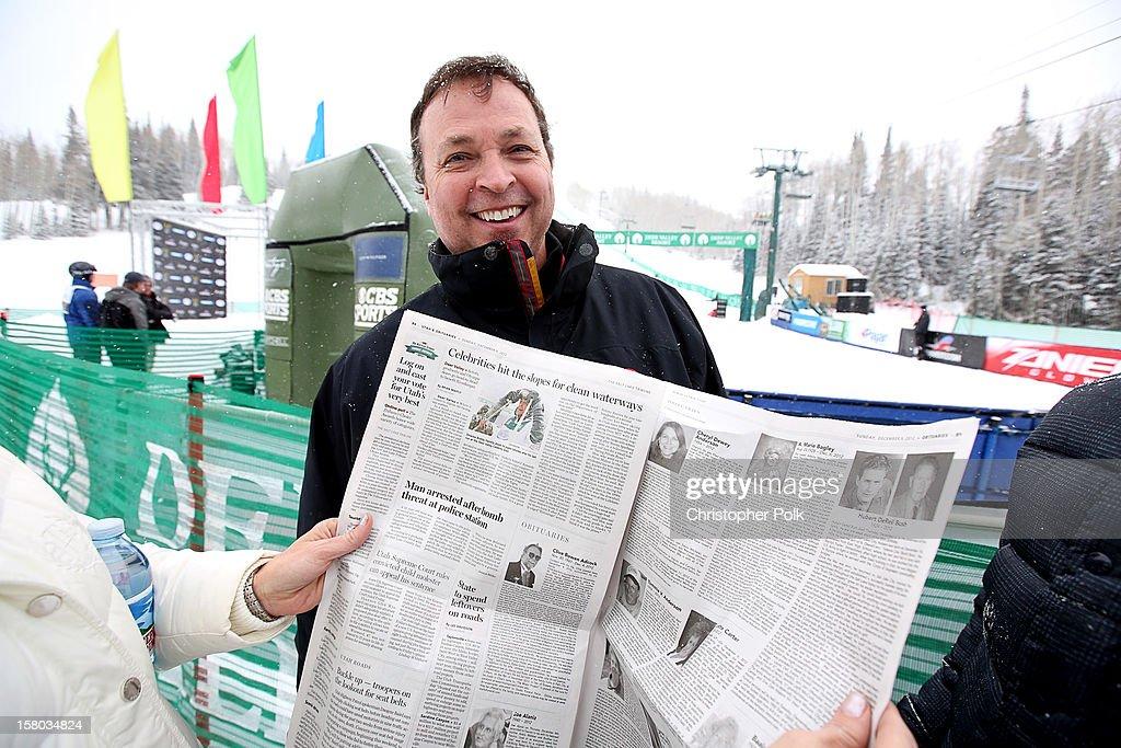 Director/Screenwriter/Producer Bobby Farrelly attends the Deer Valley Celebrity Skifest at Deer Valley Resort on December 9, 2012 in Park City, Utah.
