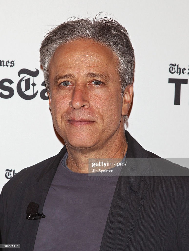 TimesTalks With Jon Stewart And Maziar Bahari