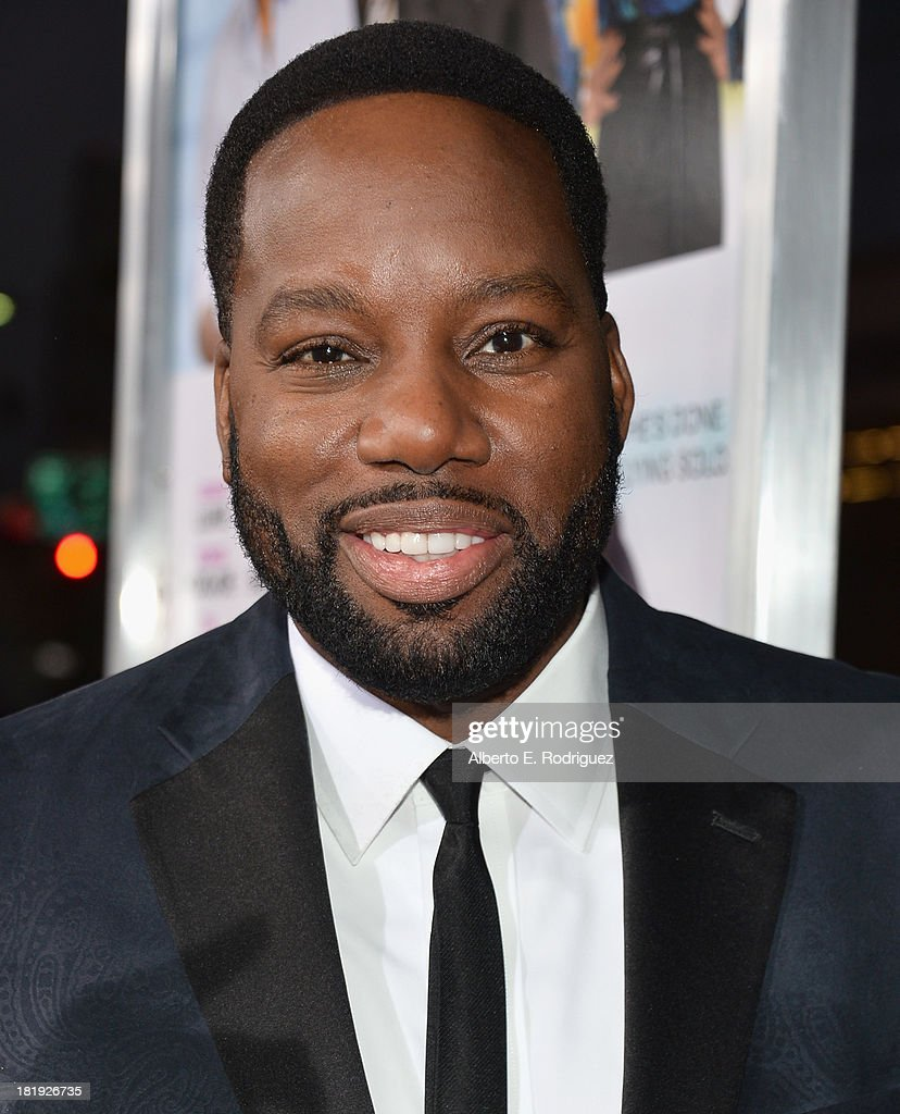 Director/writer David E. Talbert attends the premiere of Fox Searchlight Pictures' 'Baggage Claim' at Regal Cinemas L.A. Live on September 25, 2013 in Los Angeles, California.