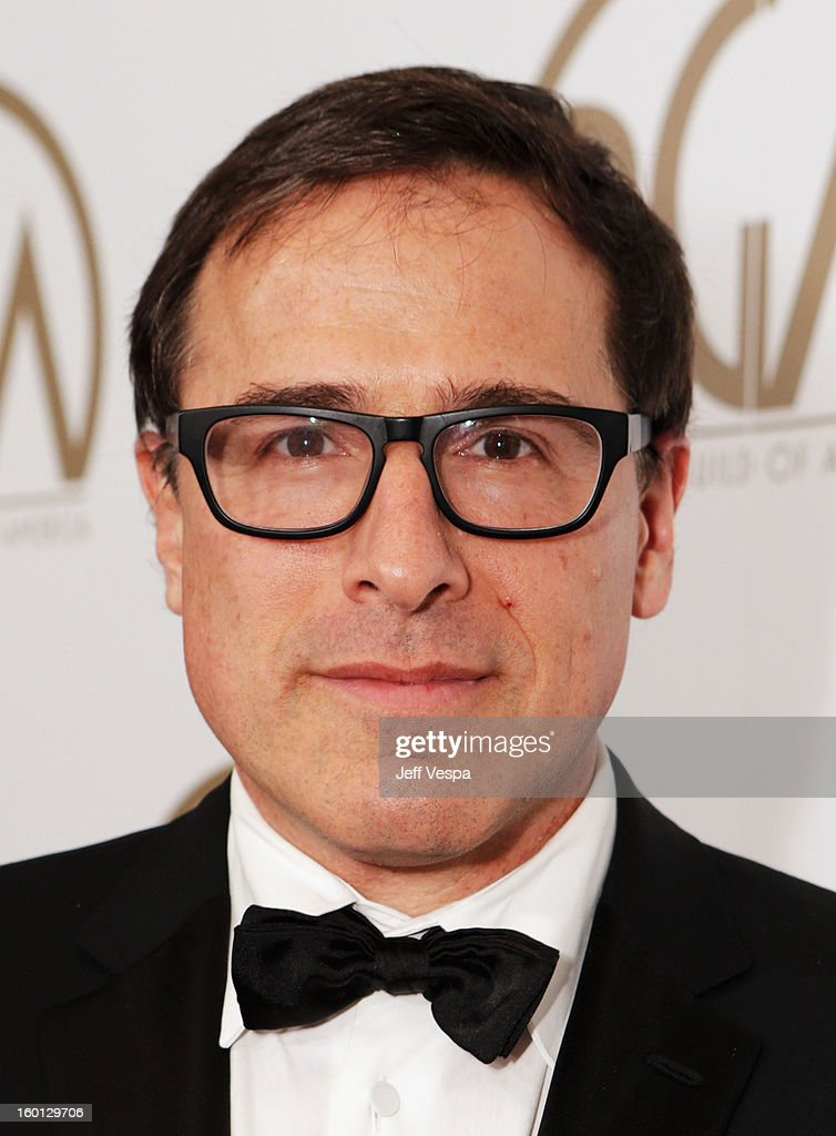 Director/writer David O. Russell arrives at the 24th Annual Producers Guild Awards held at The Beverly Hilton Hotel on January 26, 2013 in Beverly Hills, California.
