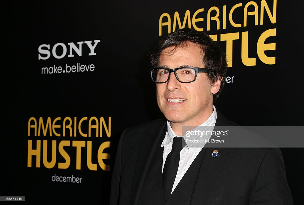 Director/Writer <a gi-track='captionPersonalityLinkClicked' href=/galleries/search?phrase=David+O.+Russell&family=editorial&specificpeople=215306 ng-click='$event.stopPropagation()'>David O. Russell</a> arrives at the special screening of Columbia Pictures and Annapurna Pictures' 'American Hustle' at the Directors Guild Theatre on December 3, 2013 in Los Angeles, California.