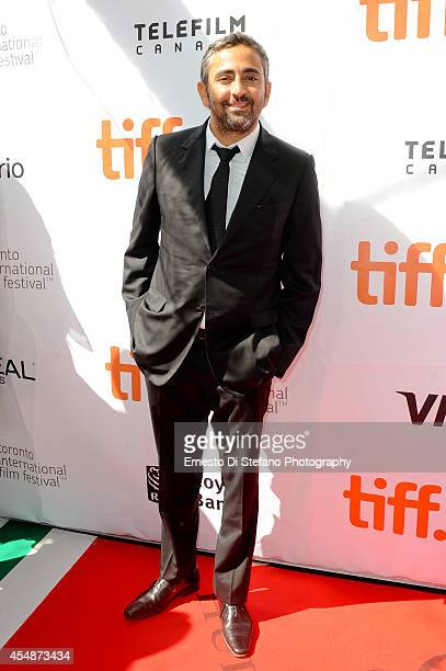 Director/Writer Eric Toledano attends the premiere of Samba at Roy Thomson Hall on September 7 2014 in Toronto Canada