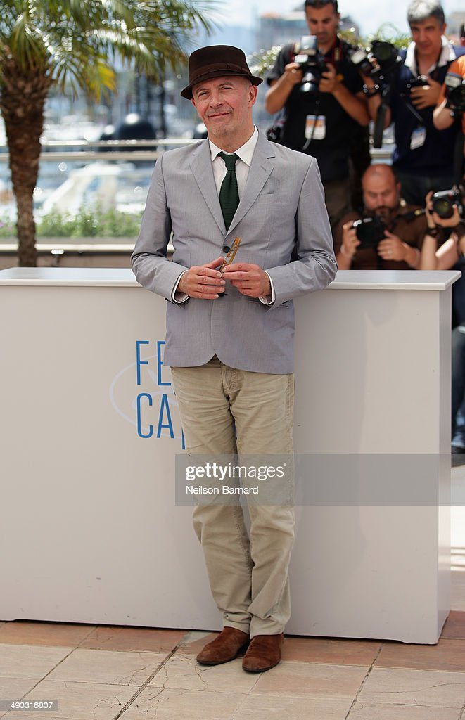 Jacques Audiard Photocall - The 67th Annual Cannes Film Festival