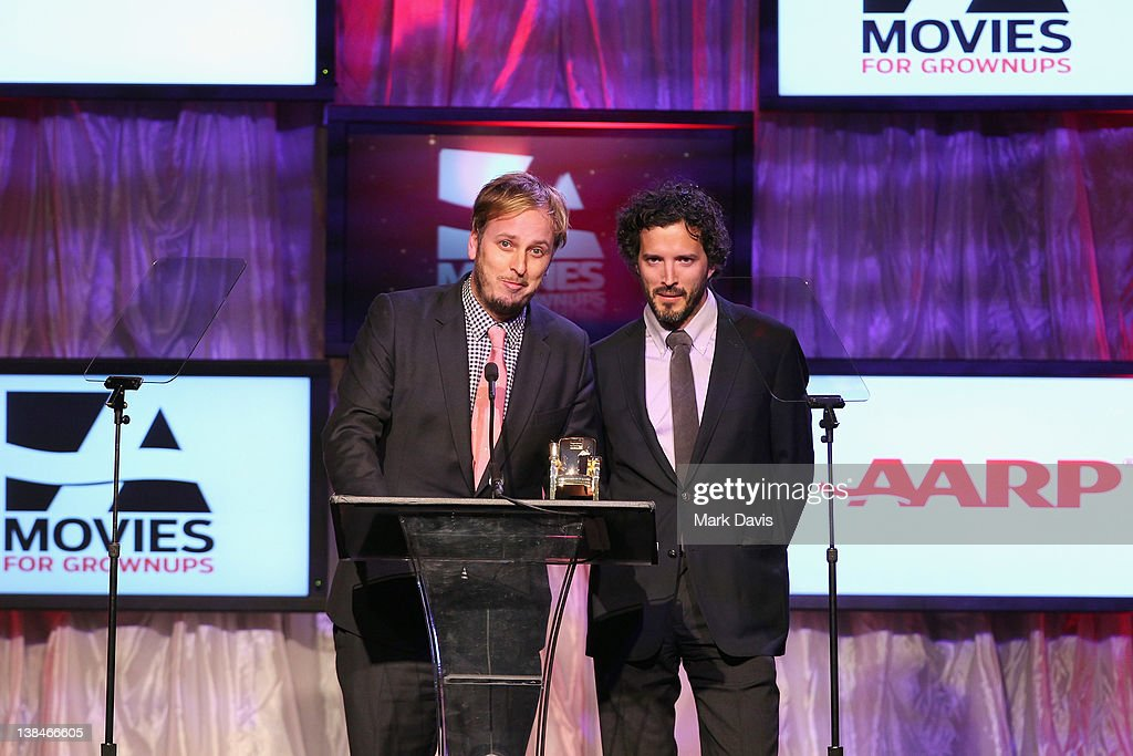 AARP Magazine's 11th Annual Movies For Grownups Awards Gala - Ceremony