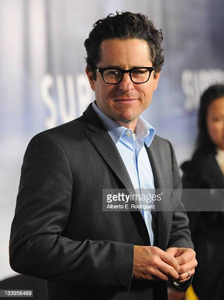 Director/Writer JJ Abrams arrives to Paramount Pictures' 'Super 8' Bluray and DVD release party at AMPAS Samuel Goldwyn Theater on November 22 2011...