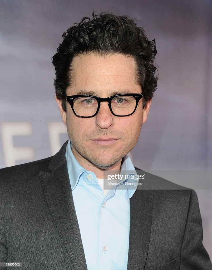 Director/Writer <a gi-track='captionPersonalityLinkClicked' href=/galleries/search?phrase=J.J.+Abrams&family=editorial&specificpeople=253632 ng-click='$event.stopPropagation()'>J.J. Abrams</a> arrives to Paramount Pictures' 'Super 8' Blu-ray and DVD release party at AMPAS Samuel Goldwyn Theater on November 22, 2011 in Beverly Hills, California.