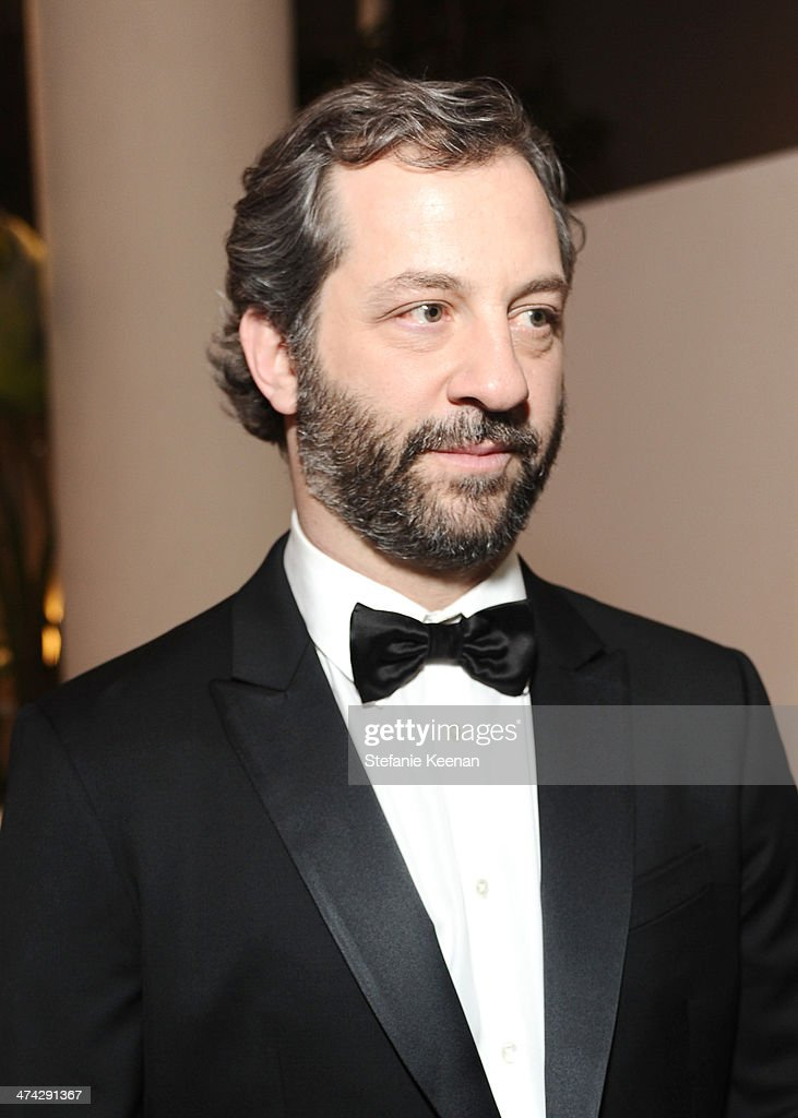 Director/writer Judd Apatow attends the 16th Costume Designers Guild Awards with presenting sponsor Lacoste at The Beverly Hilton Hotel on February 22, 2014 in Beverly Hills, California.