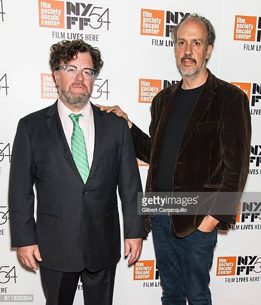 Director/writer Kenneth Lonergan and New York Film Festival Director and Selection Committee Chair Kent Jones attend the 54th New York Film Festival...