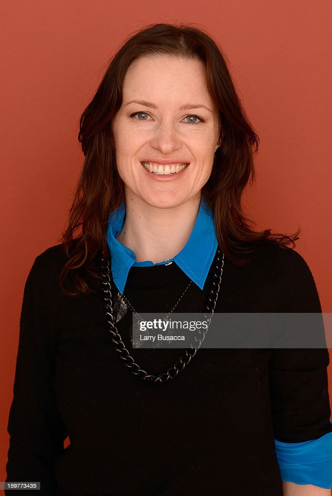 Director/writer Liz W. Garcia poses for a portrait during the 2013 Sundance Film Festival at the Getty Images Portrait Studio at Village at the Lift on January 20, 2013 in Park City, Utah.