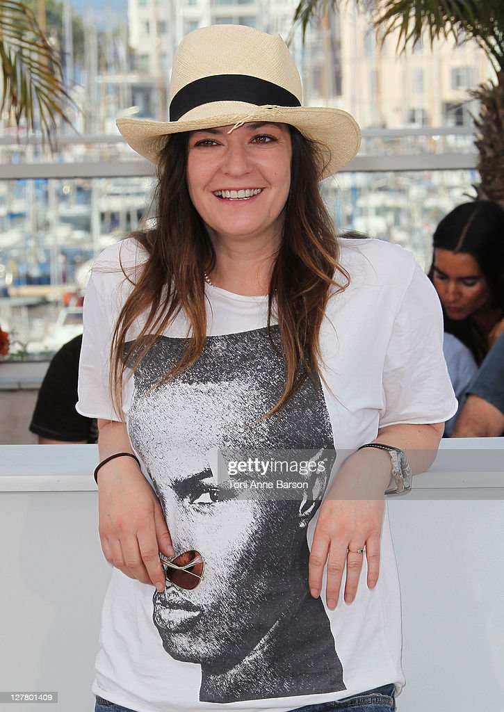 Director/writer Lynne Ramsay attends the 'We Need To Talk About Kevin' Photocall at the Palais des Festivals during the 64th Cannes Film Festival on...