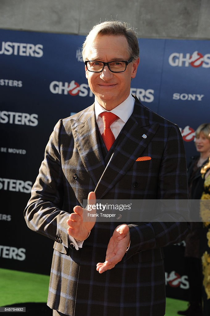 Director/writer Paul Feig attends the premiere of Sony Pictures' 'Ghostbusters' held at TCL Chinese Theater on July 9 2016 in Hollywood California