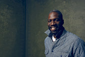 Director/writer Rick Famuyiwa from 'Dope' poses for a portrait at the Village at the Lift Presented by McDonald's McCafe during the 2015 Sundance...