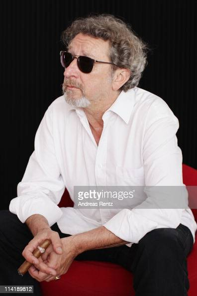 Director/writer Robert Guediguian from the film 'The Snows of Kilimanjaro' poses during a portrait session at the Unifrance Tent during the 64th...