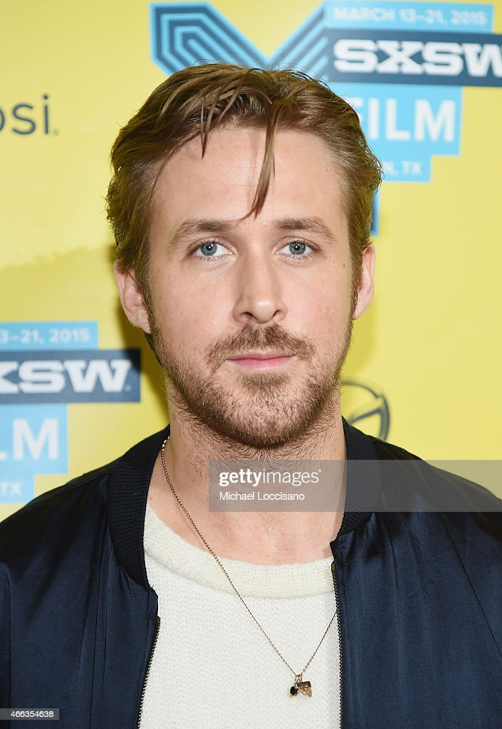 Director/Writer <a gi-track='captionPersonalityLinkClicked' href=/galleries/search?phrase=Ryan+Gosling&family=editorial&specificpeople=214557 ng-click='$event.stopPropagation()'>Ryan Gosling</a> attends the 'Lost River' premiere during the 2015 SXSW Music, Film + Interactive Festival at Topfer Theatre at ZACH on March 14, 2015 in Austin, Texas.
