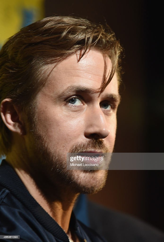 Director/writer Ryan Gosling attends the 'Lost River' premiere during the 2015 SXSW Music, Film + Interactive Festival at Topfer Theatre at ZACH on March 14, 2015 in Austin, Texas.