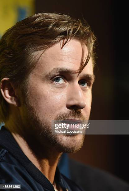 Director/writer Ryan Gosling attends the 'Lost River' premiere during the 2015 SXSW Music Film Interactive Festival at Topfer Theatre at ZACH on...