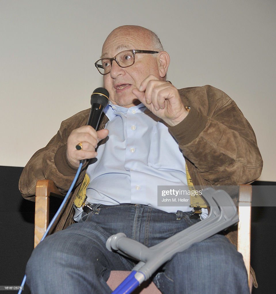 Director/writer 'The Sessions' Ben Lewin attends the 20th Century Fox Home Entertainment and American Cinematheque present A Screening Of 'The Sessions' at the Aero Theatre on February 12, 2013 in Santa Monica, California.