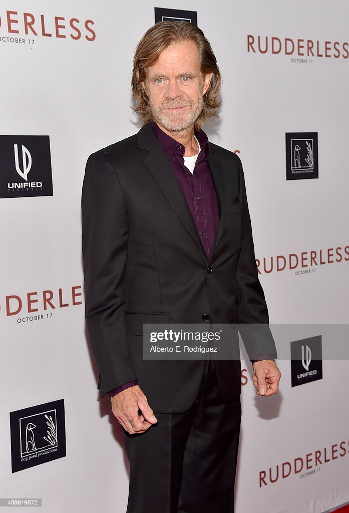Director/writer/actor William H Macy attends the Screening Of Samuel Goldwyn Films' 'Rudderless' at the Vista Theatre on October 7 2014 in Los...
