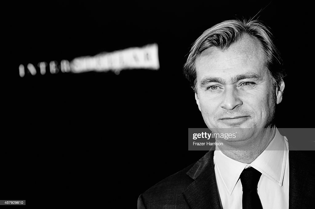 Director/writer/producer Christopher Nolan attends the premiere of Paramount Pictures' 'Interstellar' at TCL Chinese Theatre IMAX on October 26, 2014 in Hollywood, California.