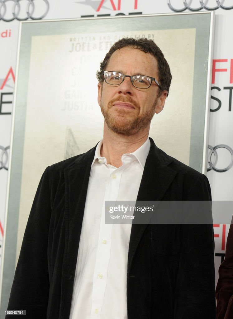 Director/writer/producer <a gi-track='captionPersonalityLinkClicked' href=/galleries/search?phrase=Ethan+Coen&family=editorial&specificpeople=1130888 ng-click='$event.stopPropagation()'>Ethan Coen</a> attends the AFI Premiere Screening of 'Inside Llewyn Davis' at TCL Chinese Theatre on November 14, 2013 in Hollywood, California.