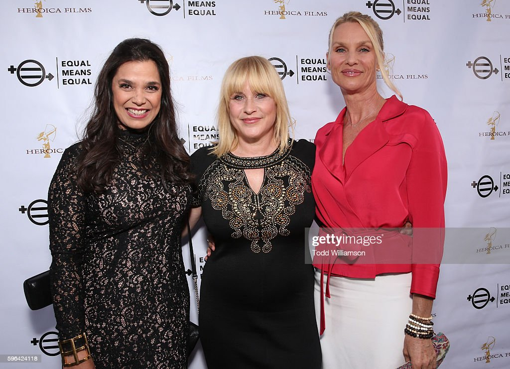 directorwriterproducer kamala lopez executive producer patricia arquette and nicollette sheridan attend - Executive Producer Music