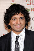 Director/writer/producer M Night Shyamalan attends 'The Visit' New York premiere at Regal Cinemas Union Square on September 8 2015 in New York City