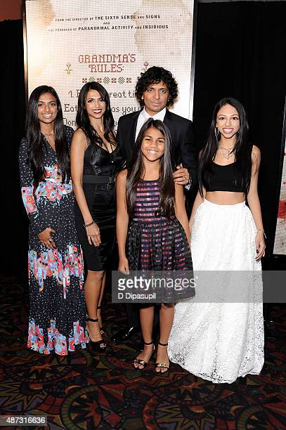 M Night Shyamalan Family Bhavna Shyamalan Stock...