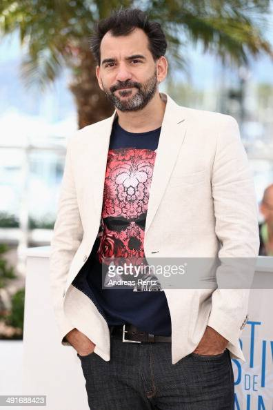 Director/writer/producer Pablo Trapero attends the photocall for the Jury Un Certain Regard at the 67th Annual Cannes Film Festival on May 17 2014 in...