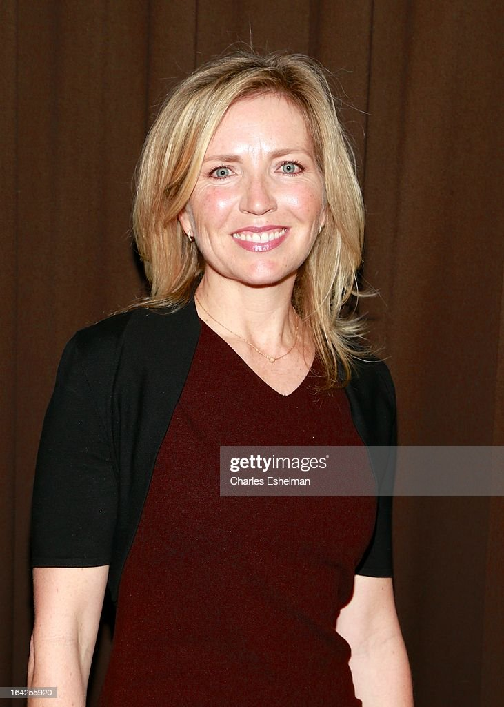 DirecTV GM of Audience/VP of Entertainment Patty Ishimoto attends the 'Rogue' premiere at the Tribeca Grand Hotel - Screening Room on March 21, 2013 in New York City.