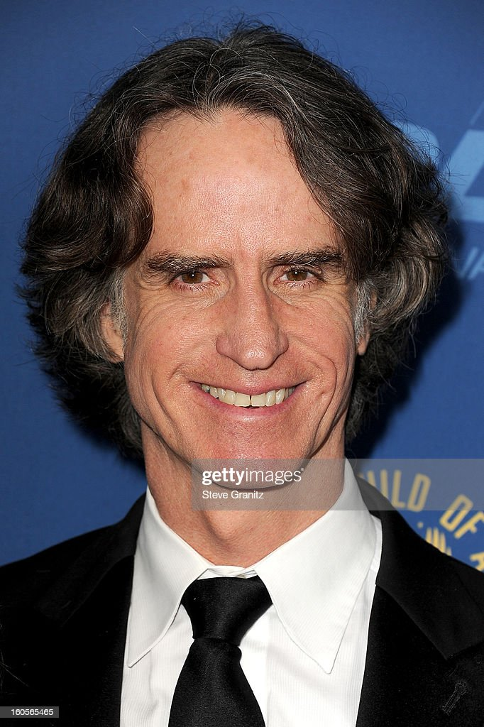 Diretor <a gi-track='captionPersonalityLinkClicked' href=/galleries/search?phrase=Jay+Roach&family=editorial&specificpeople=2576157 ng-click='$event.stopPropagation()'>Jay Roach</a> attends the 65th Annual Directors Guild Of America Awards at The Ray Dolby Ballroom at Hollywood & Highland Center on February 2, 2013 in Hollywood, California.
