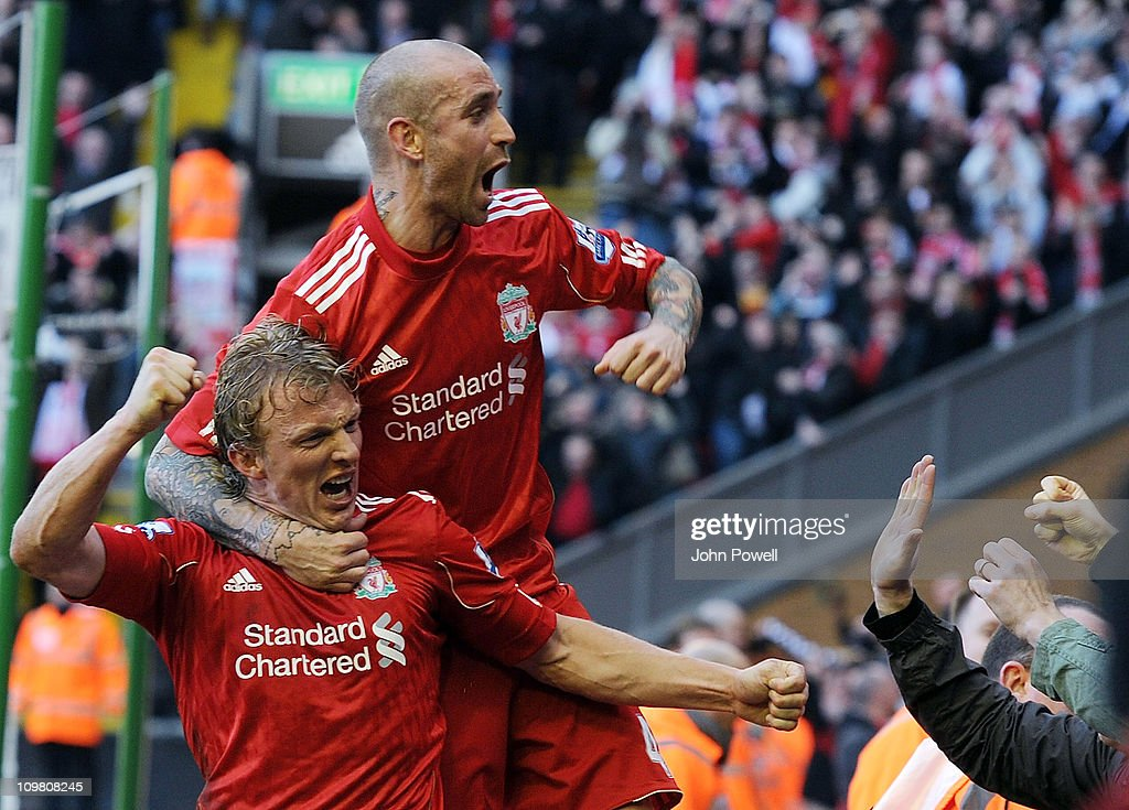 Liverpool v Manchester United- Premier League