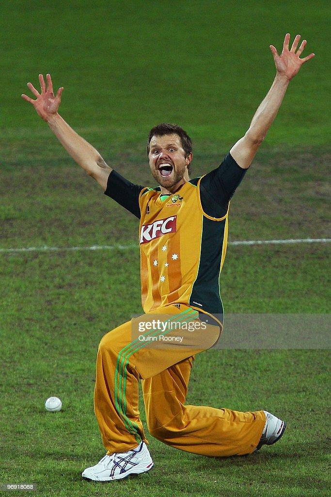Australia v West Indies - Twenty20 International