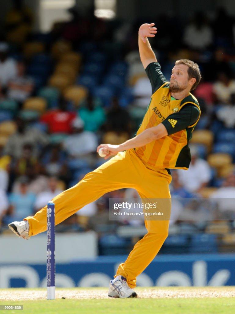 Bangladesh v Australia - ICC T20 World Cup